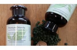 PREMIUM Chlorella à 200 mg (ca. 900 Pressl.) von EUKEA