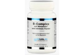 B-Complex Intrinsic Factor (60 Kaps.) von Douglas Laboratories® | Nervenstärke, Energie