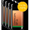 Cordyceps MP90 (90 Kaps) von MYKOPLAN   Burnout, Erschöpfung, Regeneration   4-er Set -10%