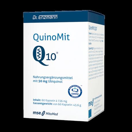 QuinoMit Q10® (60 Kaps.) von MSE