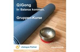 QiGong in der Kleingruppe | aktives Stressmanagement & Entspannung
