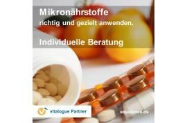 Vitalstoff Beratung allgemein | Unterstützung für Körper und Psyche