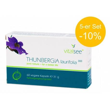 vitalsee Thunbergia laurifolia im 5-er Pack -10%