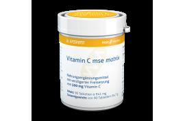Vitamin C MSE matrix 500 mg