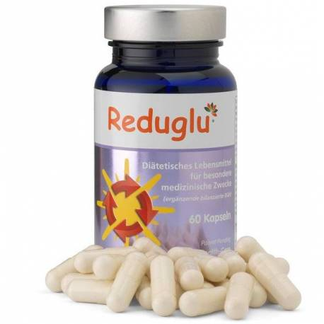 Reduglu (60 Kaps.) von JABOSAN | Antioxidans, Glutathion-Bildung