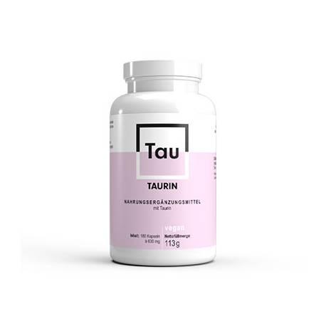 Taurin 500 mg von THUSTMED (180 Kaps.)
