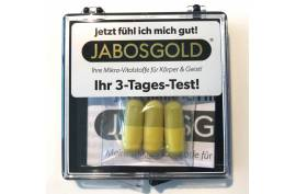 Jabosgold von JABOSAN | Vitalstoffkomplex | 3-Tages-Set